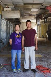 Sandy Yeung and Saul Yeung