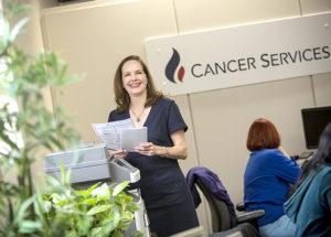 Jill Roshto, Cancer Services