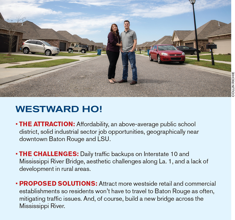 Westside story: A growing number of young homebuyers are